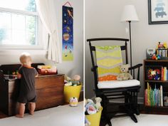 My baby's room featured on Chic Cheap Nursery today. Thanks @Nicole Novembrino Abbott!