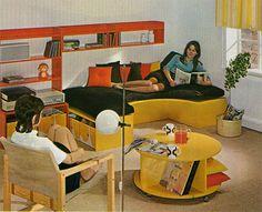 RETRO - IKEA katalogen 1973