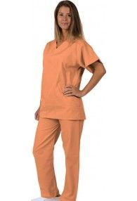 1st Choice Suit - Terracotta OITNB