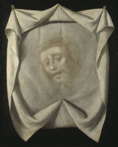Francisco de Zurbarán  The Veil of Veronica, ca. 1635-40  Nationalmuseum, Stockholm