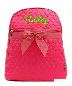 8ba3561aee457e 8 Best Personalised backpacks images in 2017 | Personalized backpack ...