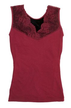 Women's Lace Thermal Vest Shaper Top *** Awesome product. Click the image : Hiking clothes