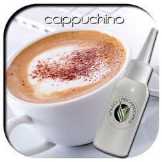Valeo Liquid bei e-Lunte, e-Zigaretten eLiquid Cappuccino mit 12mg/ml Nikotin. Abgabe ab 18 Jahren