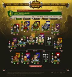 Realm Adventure League - new F2P game of fantasy teams, announced