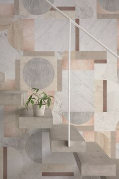 Le carte da parati di Texturae - Interior Break