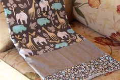 Hey, I found this really awesome Etsy listing at https://www.etsy.com/listing/156233729/baby-blanket-michael-miller-jungle