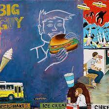 Dick Frizzel NZ artist Kiwiana, Draw On Photos, Art Programs, Level 3, First Art, Cartoon Styles, Art Boards, Pop Art, Graffiti