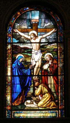 Good Friday at Stanford University by Viejito, via Flickr  Stanford Memorial Church