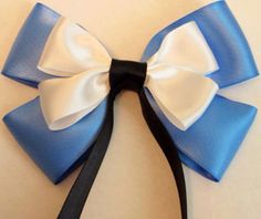 Alice in Wonderland inspired Bow -Alice