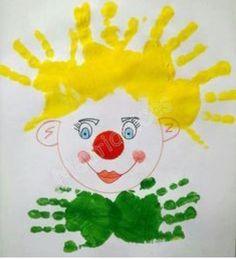 't Is Carnaval! - - 't Is Carnaval! Kids Crafts, Clown Crafts, Circus Crafts, Carnival Crafts, Daycare Crafts, Summer Crafts, Toddler Crafts, Diy And Crafts, Theme Carnaval