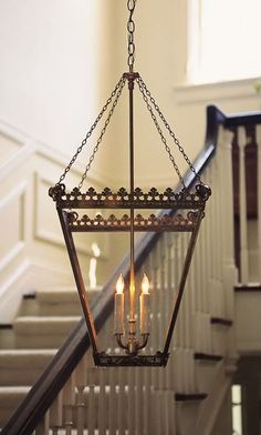 Leichester lantern from McLean Lighting