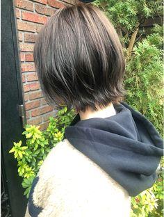 Edgy Short Haircuts, Short Hair Cuts, Hair Inspo, Hair Inspiration, Medium Hair Styles, Curly Hair Styles, Ulzzang Hair, Asian Haircut, Hair Color Streaks