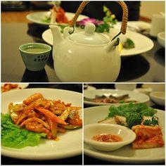 술안주로도 좋은 낙지볶음과 보쌈도 술안주로는 그만입니다. 송년모임 장소로 너무 잘 어울리는 또는 상견례 장소로도 참 잘 어울리네요. SANNERI traditional korean restaurant in insadong,seoul,korea