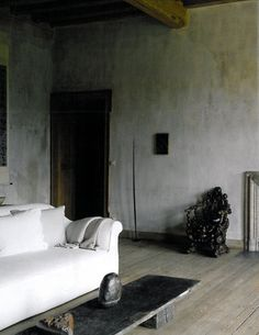 Axel Vervoordt || Interior Designer | anewall