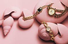 montre première de Chanel, Bvlgari et serpent bohème de Boucheron