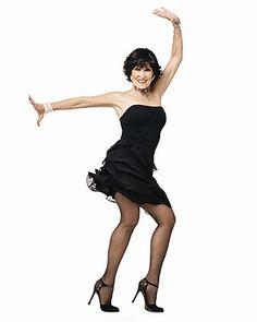 Chita Rivera if I look like her when I am 80 I will be happy!!!!