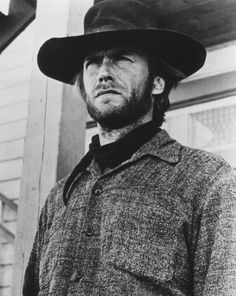 High Plains Drifter, one of Clint Eastwood's best directorial efforts.