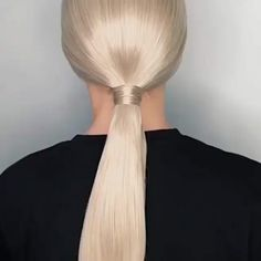 Ponytail Hairstyles, Updos, Cool Hairstyles, New Trends, Hair Trends, Bridal Hair Updo, Editorial Hair, Festival Hair, Hair Affair