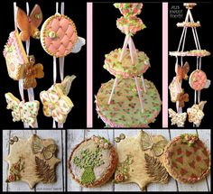 My Idea Of A Faberge Egg Cookie Decorated Shabby Chic Sugar Cookies