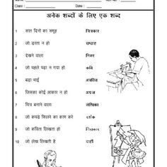 Hindi Grammar - Paryayvachi shabad
