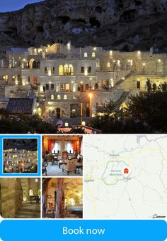 Dere Suites (Ürgüp, Turkey) – Book this hotel at the cheapest price on sefibo.