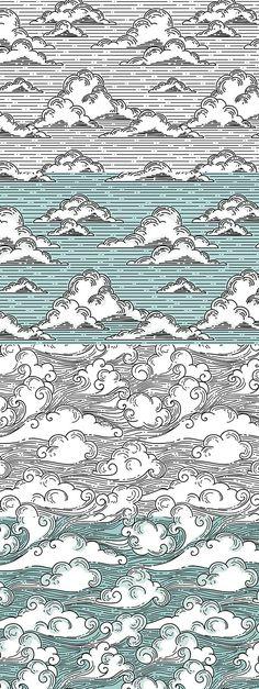 13 Best Cloud illustration images in 2019 | Illustration