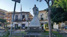 Piazza A. Garibaldi Catanzaro lido
