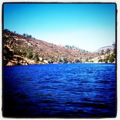 Lake Tulloch. My favorite childhood memories are here.