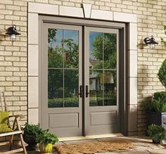glass french doors exterior, 4 panel doors exterior, white french doors exterior, on 4 french doors exterior