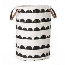 Laundry Basket - Half Moon