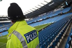 Saturday 6th February 2016 saw a Manchester City play Leicester City at the Etihad Stadium. The Force's photographer was on hand to take a series of images to be used in future safety briefings and also captured some images of the build up to the game. Policing major foot ball games can be a regular part of an officers job, www.gmp.police.uk