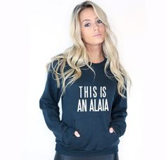 An awhatta?! Just a betchy reminder that our best selling sweaters are back and like even better than before