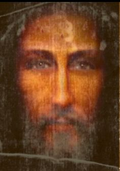 A recreation of the Face on the Turin Shroud