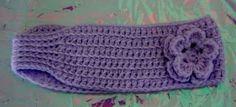 Crochet headband pattern {FREE Crochet Pattern}