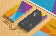 Stationery Mockups Vol 4 - 11 PSD Branding Identity Mockups
