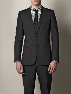 Gucci Brera Slim-Fit Wool Suit