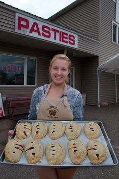 'Yooper Day' celebrates life in Michigan's Upper Peninsula. I try and make at least couple trips each year to the UP. Pasties are some of my favorite comfort foods.