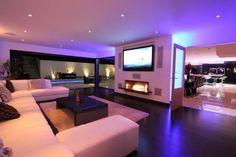 Home Room Design, Dream Home Design, Modern House Design, Home Interior Design, Dream House Interior, Luxury Homes Dream Houses, Living Room Decor Cozy, Dream Apartment, Dream Rooms