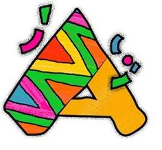 ABC Fiesta - MFP Alfabetos & Números - Álbumes web de Picasa
