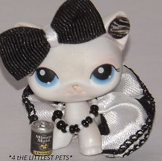 Littlest Pet Shop Clothes LPS Accessories~Custom Made~PET NOT INCLUDED