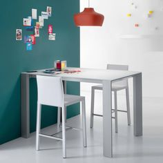 tavolo consolle #allungabile nano @easylinedesign struttura in eco ... - Consolle Byblos Tavolo Allungabile Legno Massello