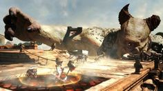 God of War: Ascension may be a prequel to all of the other God of War games so far, but it is going to contain something that has never been in a God of War game before online multiplayer. As you can see in the video below, God of War: Ascension will feature competitive multiplayer where teams of players will face off against one another in brutal combat. capsulecomputer laurindaschleie