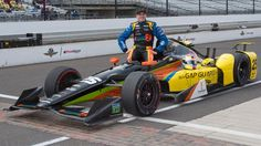 Stefan Wilson back for second Indy 500 run #Sport #iNewsPhoto