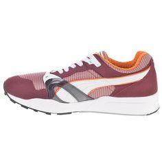 Angesagte #Sneakers mit Logopatch ab 89,95€. Hier kaufen: http://stylefru.it/s354012 #Puma #Rot #Stylish