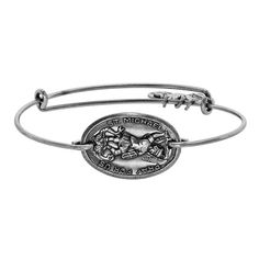Alex and Ani Russian Gold Saint Michael Horizontal Expandable Wire Bangle Alex And Ani Jewelry, Alex And Ani Bracelets, Police Officer Wife, Police Gifts, Saint Michael, Mother Daughter Necklace, Thin Blue Lines, Gifts For Husband, Jewelry Collection