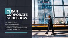 Clean Corporate Slideshow (Corporate) #Envato #Videohive #aftereffects