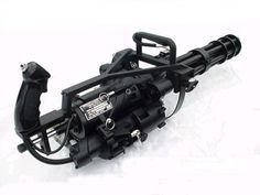 The minnigun the Russian used in Predators.