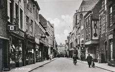 Lange Kerkstraat 1954