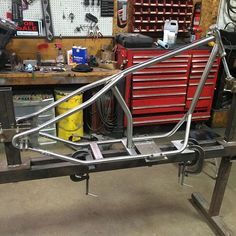 Lovely Motorcycle Frames Used