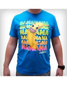 The Amazing World Of Gumball 'Banananana' Tee